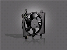 X100 Radiator Cooling Motor & Fan